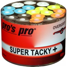 Pros Pro SUPER TACKY PLUS 60pack assorted