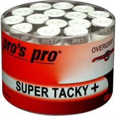 Pros Pro SUPER TACKY PLUS 60pack white